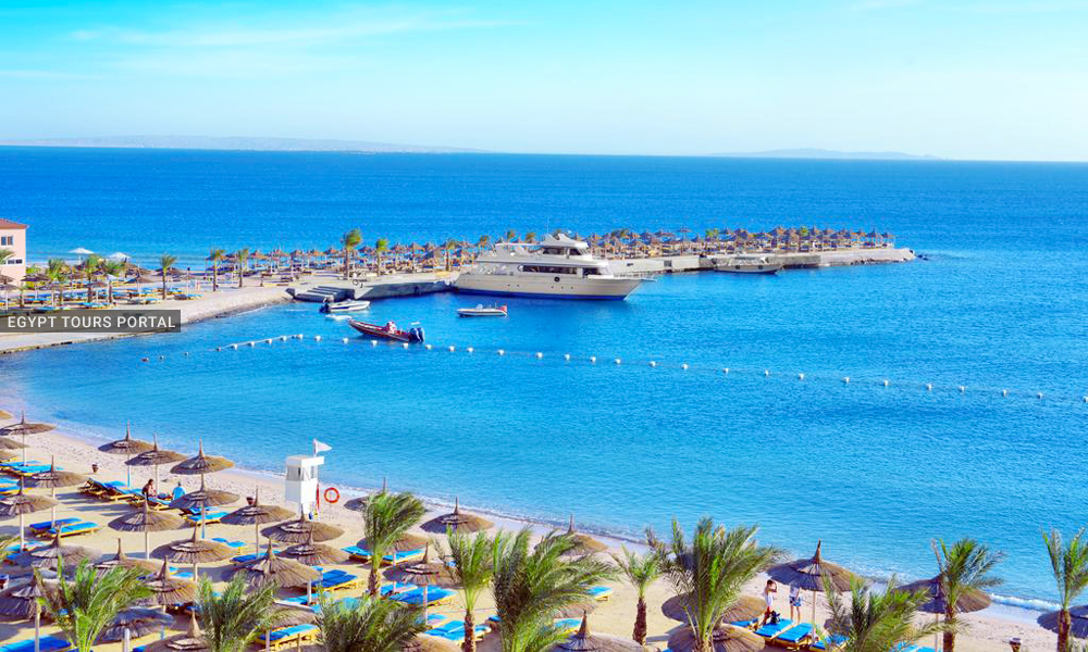 Beach Albatros Resort - Beaches in Hurghada - Egypt Tours Portal