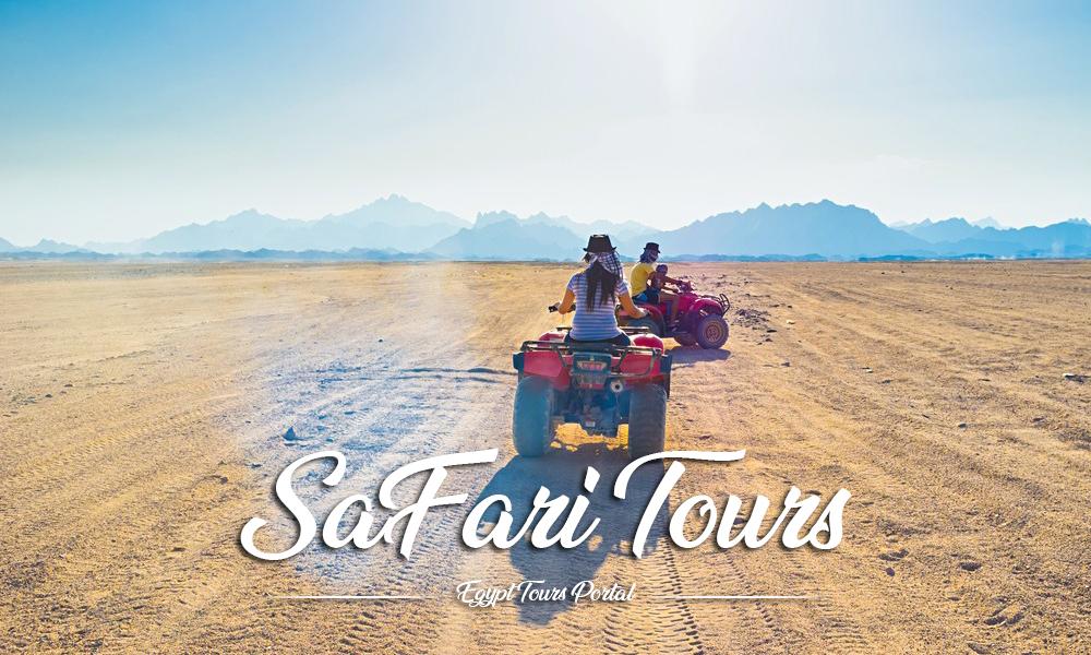 Desert Safari Tours - How to Spend A Night in Hurghada - Egypt Tours Portal