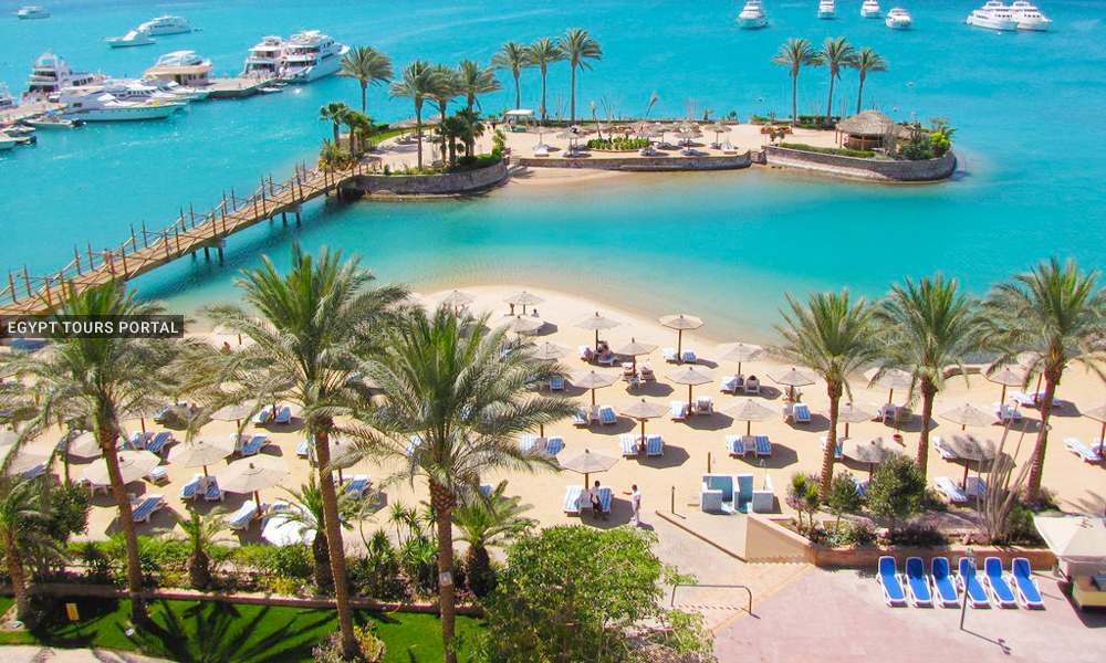 Hurghada Marriott Beach - Beaches in Hurghada - Egypt Tours Portal