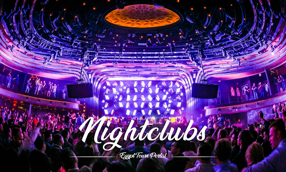 Hurghada Nightclubs - How to Spend A Night in Hurghada - Egypt Tours Portal
