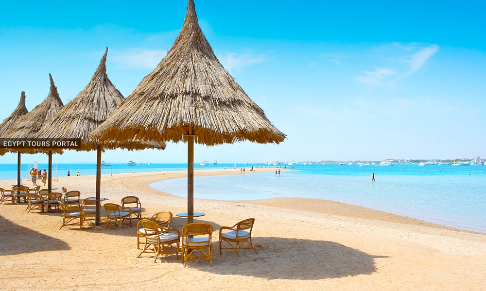 Siva Grand Beach - Beaches in Hurghada - Egypt Tours Portal