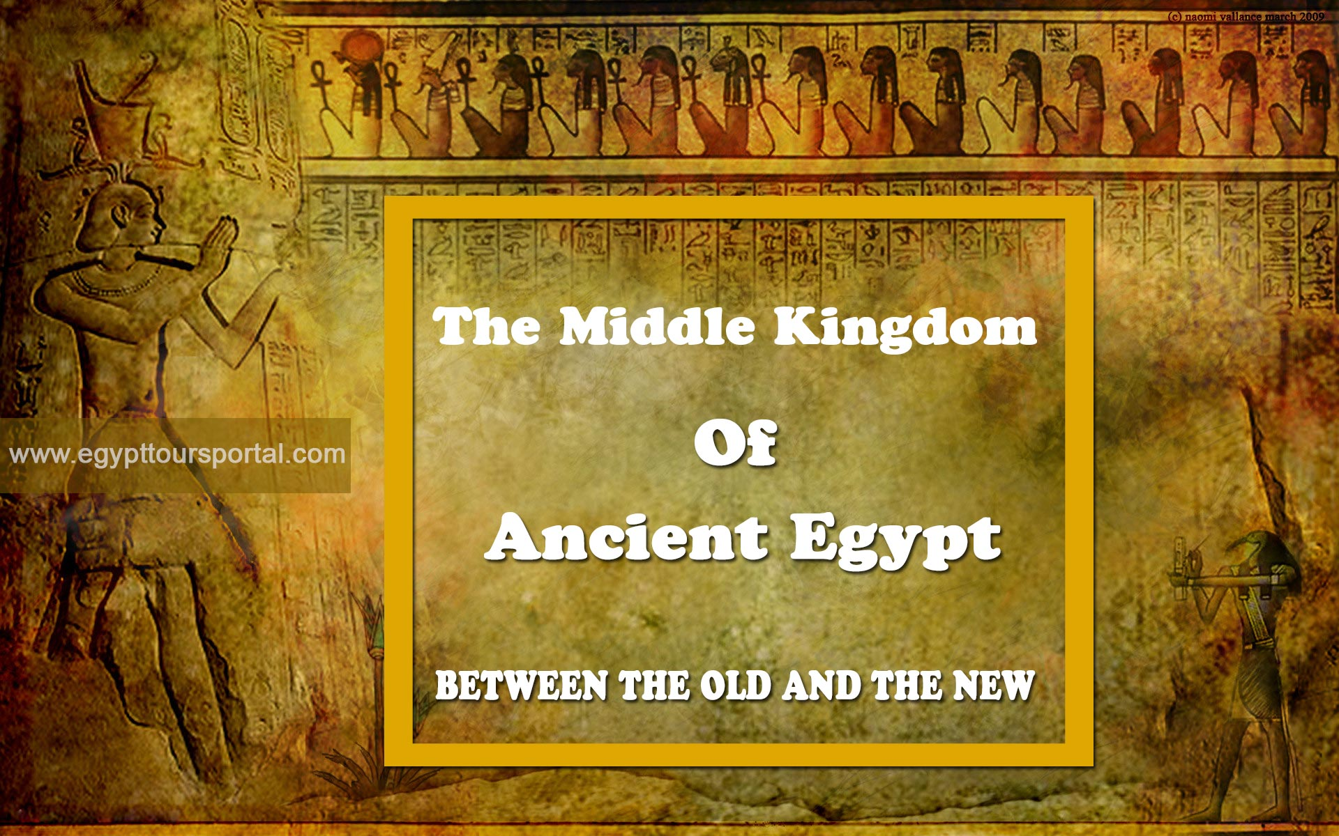 The Middle Kingdom Egypt - Egypt Tours Portal