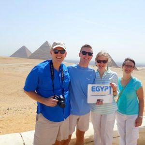5 Days Cairo and Hurghada Holiday