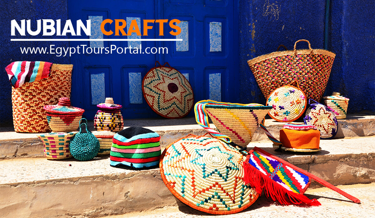 Nubian Crafts - Egypt Tours Portal