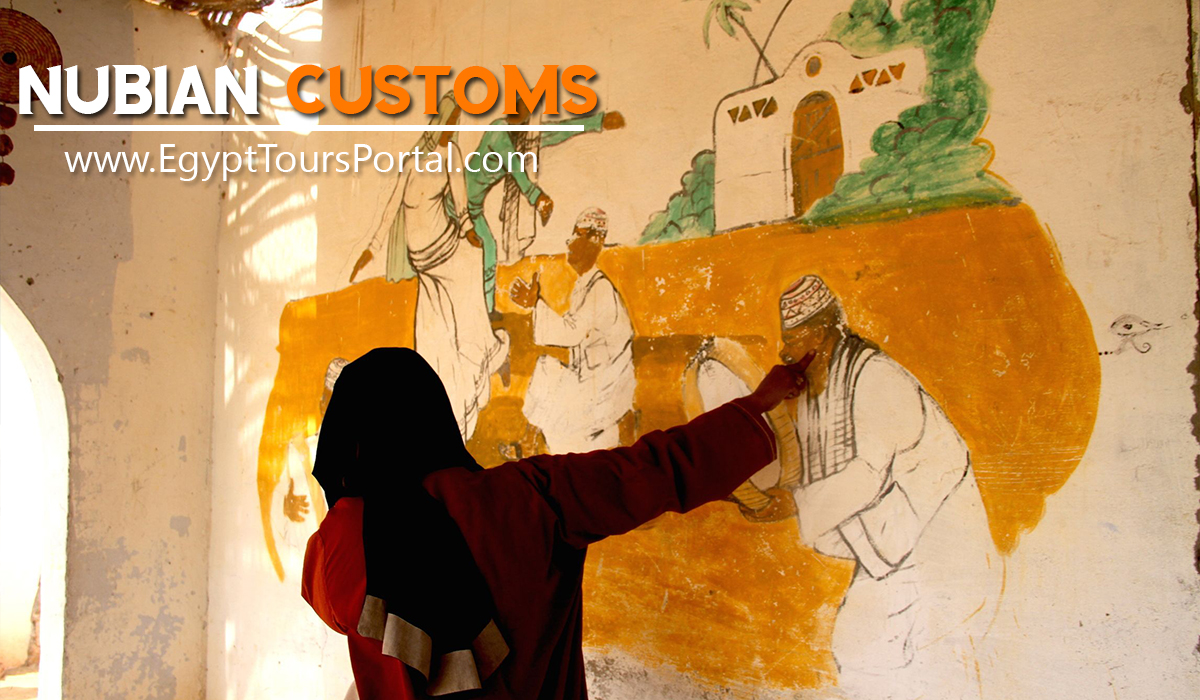 Nubian Customs - Egypt Tours Portal