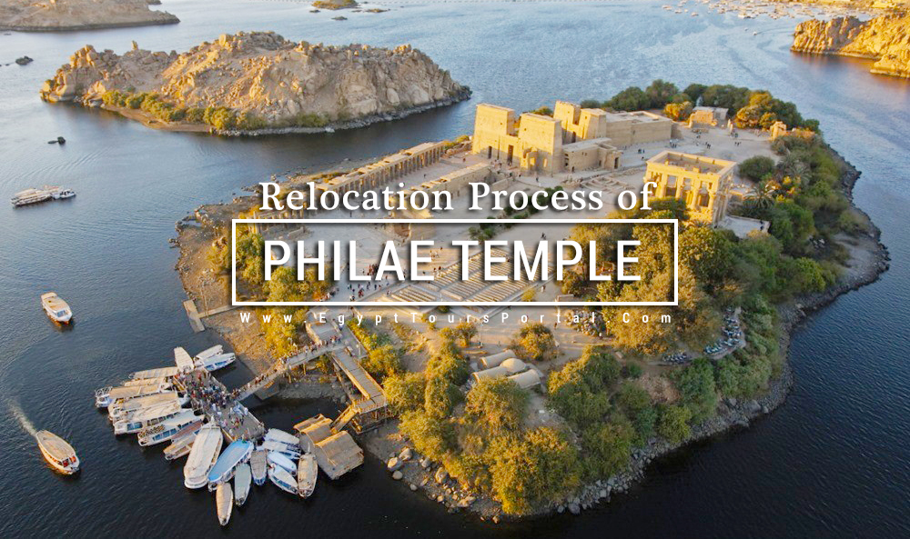 Philae Temple Relocation Process - Egypt Tours Portal