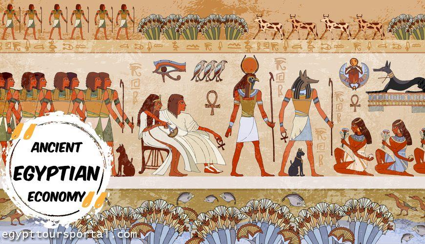 Ancient Egyptian Economy - Egypt Tours Portal