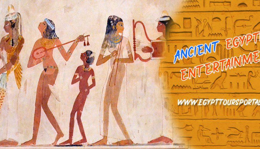Ancient Egyptian Entertainment - Egypt Tours Portal