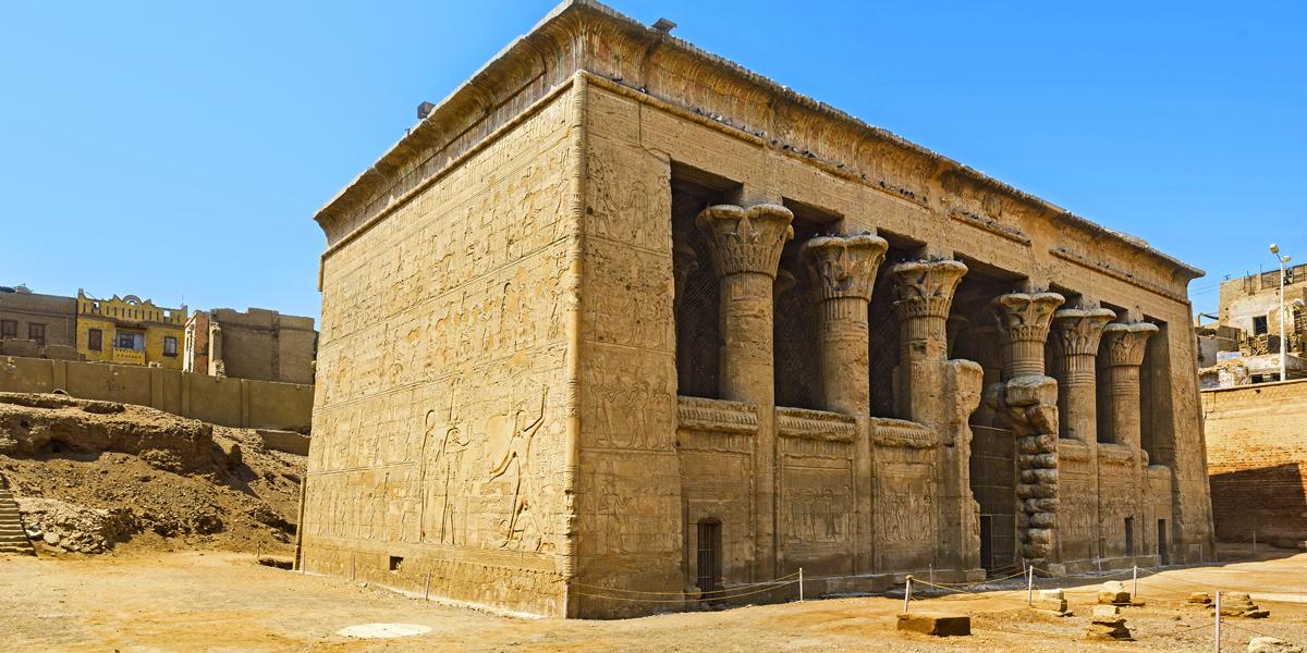 Esna Temple - Egypt Tours Portal