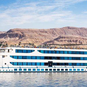 Oberoi Zahra Nile Cruise Easter Holiday