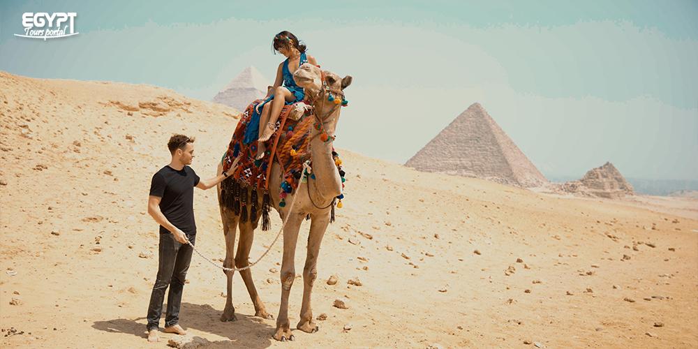 Discover Giza Pyramids - How to Enjoy Honeymoon Holiday in Egypt - Egypt Tours Portal
