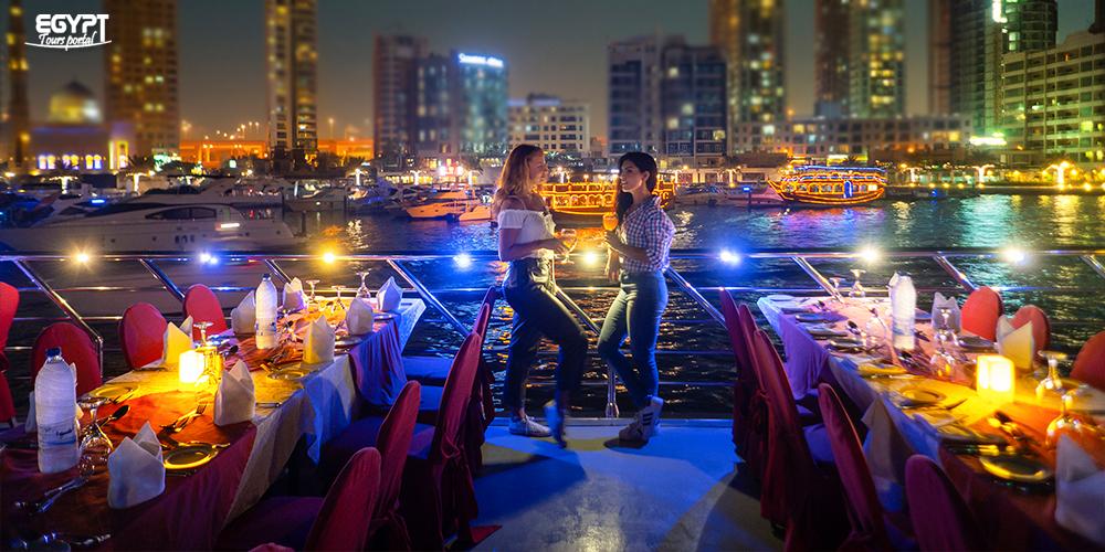 Egypt Luxury Dinner Cruise - How to Enjoy Egypt in Luxury - Egypt Tours Portal