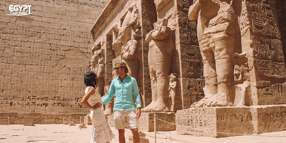 Luxor City - How to Enjoy Honeymoon Holiday in Egypt - Egypt Tours Portal
