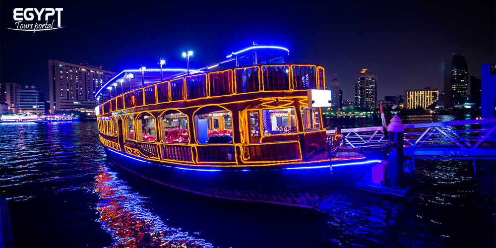 Magical Dinner Cruise at Night - How to Enjoy Egypt Easter Holiday - Egypt Tours Portal