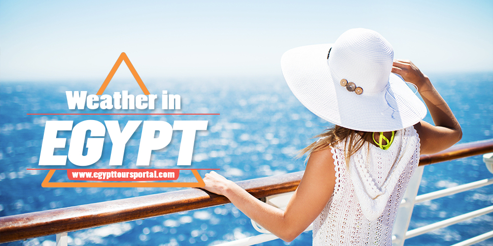 The Weather in Egypt - Egypt Tours Portal