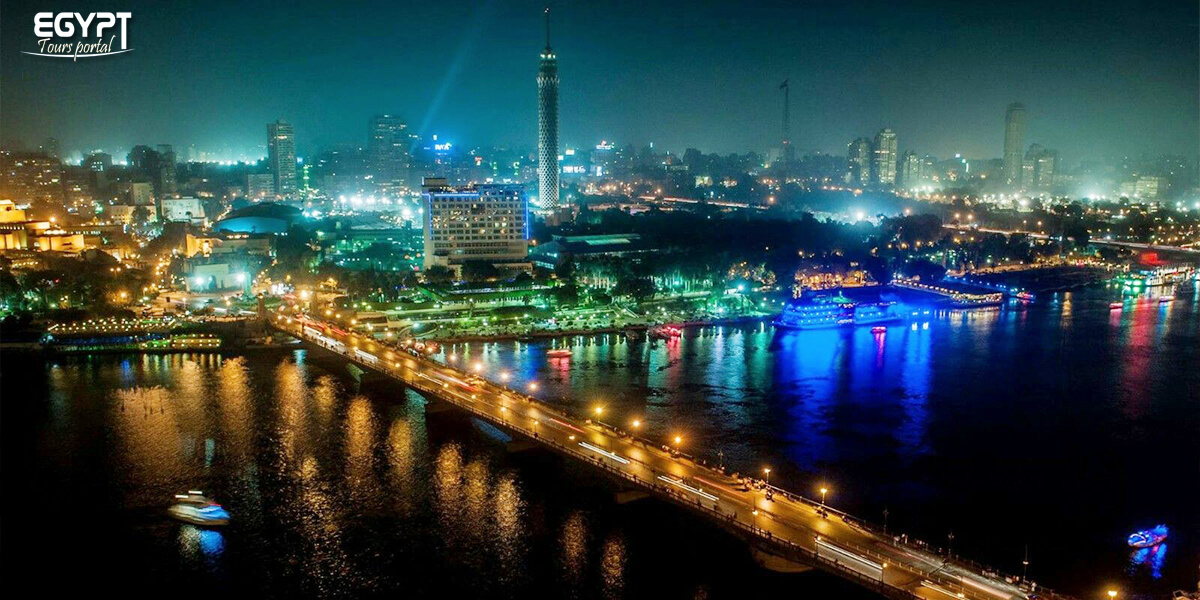 A Tour to Cairo Tower - How to Spend a Night in Cairo - Egypt Tours Portal
