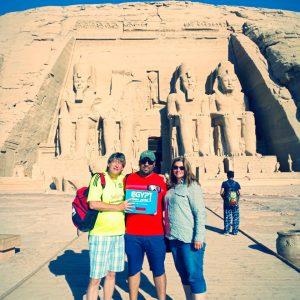 Makadi Bay Excursion to Aswan & Abu Simbel in Two Days Tour