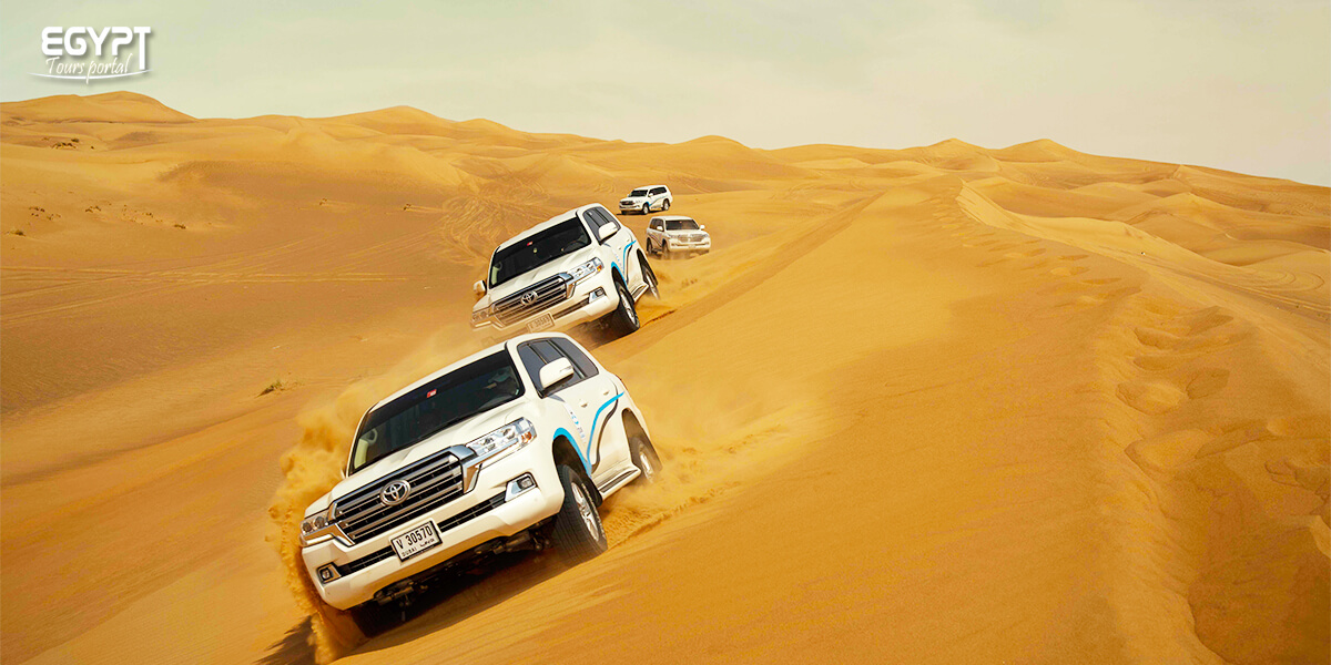 Desert Jeep Safari - Things To Do in Makadi Bay - Egypt Tours Portal