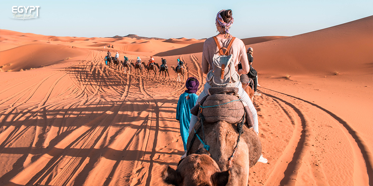 Desert Safari by Quads with Friends in Egypt - How to Plan A Vacation With Friends in Egypt - Egypt Tours Portal
