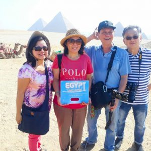 Full Day Tour to Pyramids from Port Ghalib
