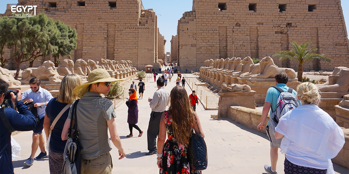 Karnak temple - How to Plan A Vacation With Friends in Egypt - EGypt Tours Portal