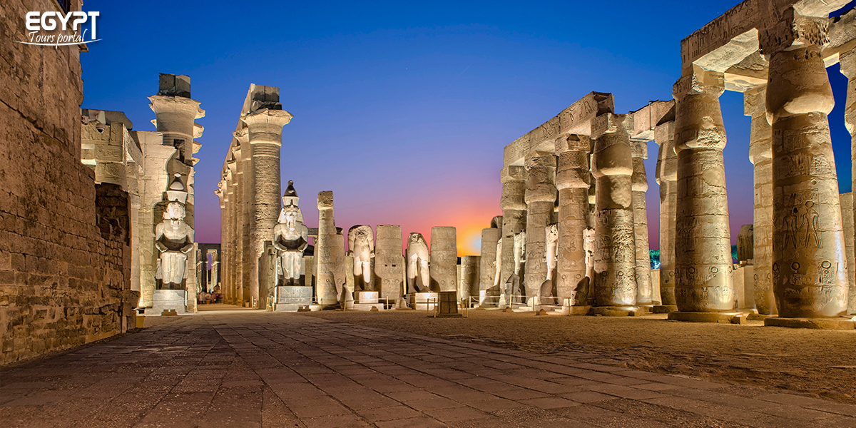 Luxor temple By Night - How to Spend a Night in Luxor - Egypt Tours Portal