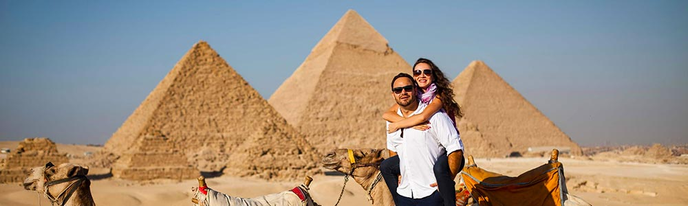 Tour Itinerary:Makadi Bay Excursion to Pyramids by Plane in Full-Day Tour