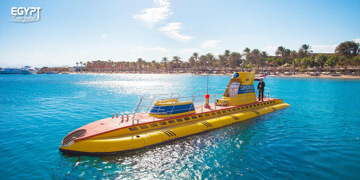 Sindbad Submarine Tour - Things To Do in Makadi Bay - Egypt Tours Portal