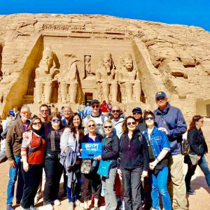 Port Ghalib to Luxor & Abu Simbel in Special Two Days