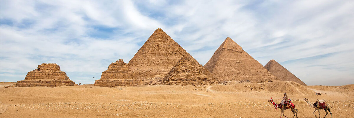 Day One:Fly from Port Ghalib to Cairo - Discover the Ancient Treasures