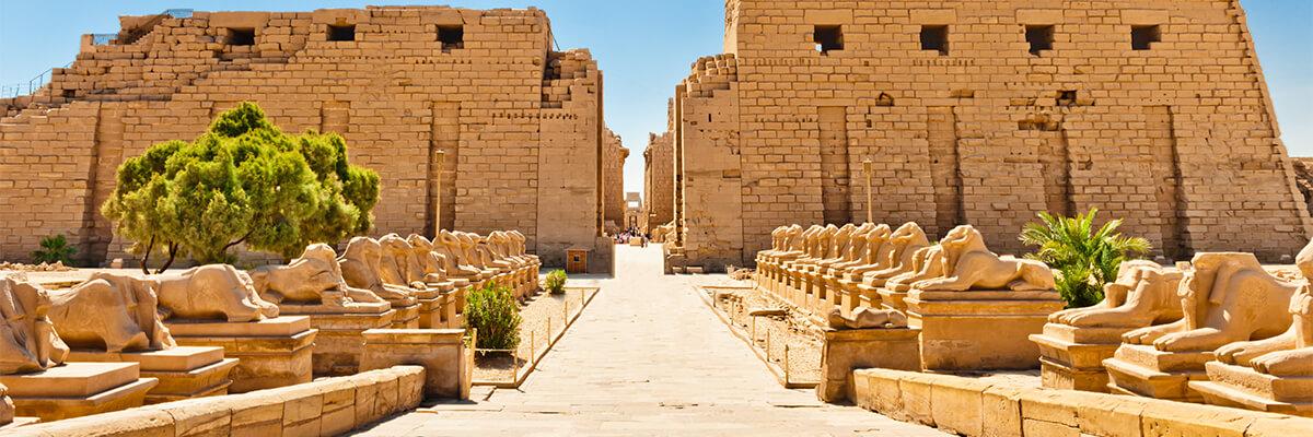 Day One:Port Ghalib to Luxor - Visit Luxor Wonders