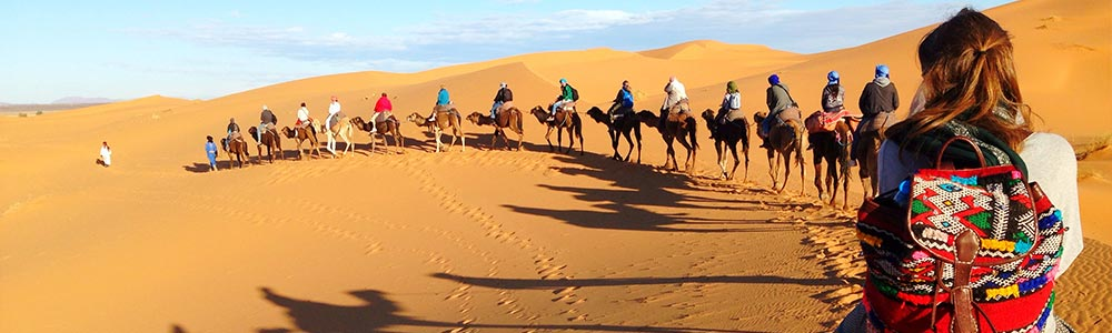 Day Six:Venture into the Desert of Hurghada
