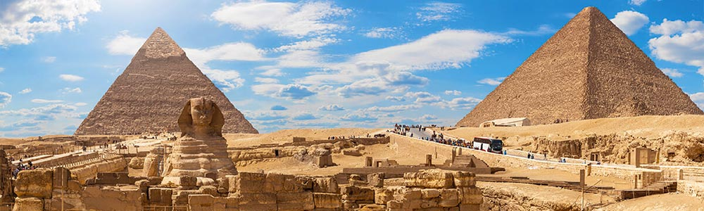 Day Two:Explore the Miracles of the Ancient Egyptians