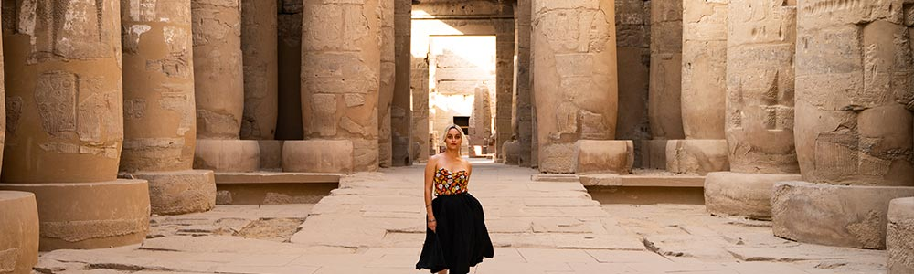 Dat Six:Travel to Luxor - Visit Luxor East Bank Attractions