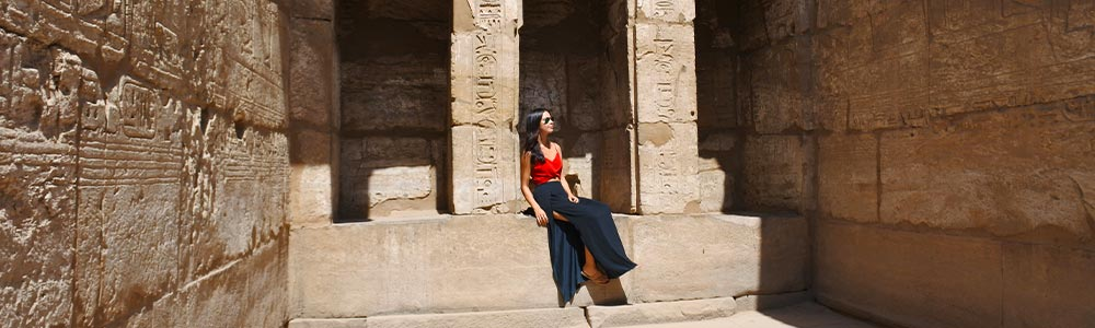 Day Four:Transfer to Luxor By Train - Tour to Luxor Attractions
