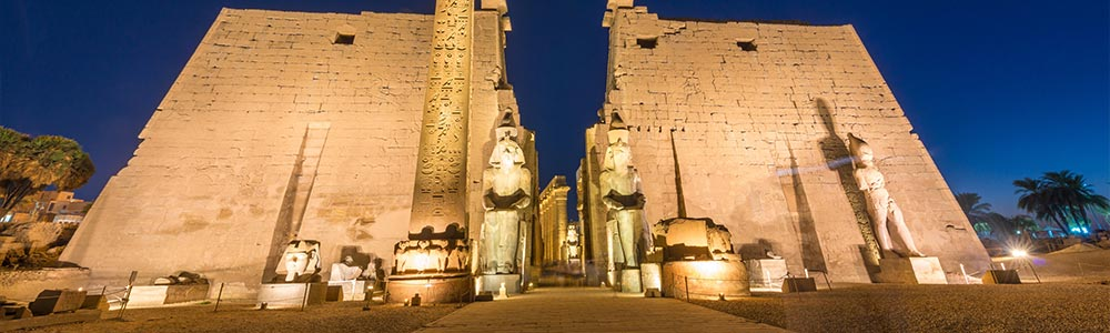 Day Three:Follow the Footsteps of Pharaohs in Luxor
