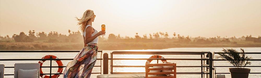 Day Five:End your Dahabiya Nile Cruise Luxor to Aswan