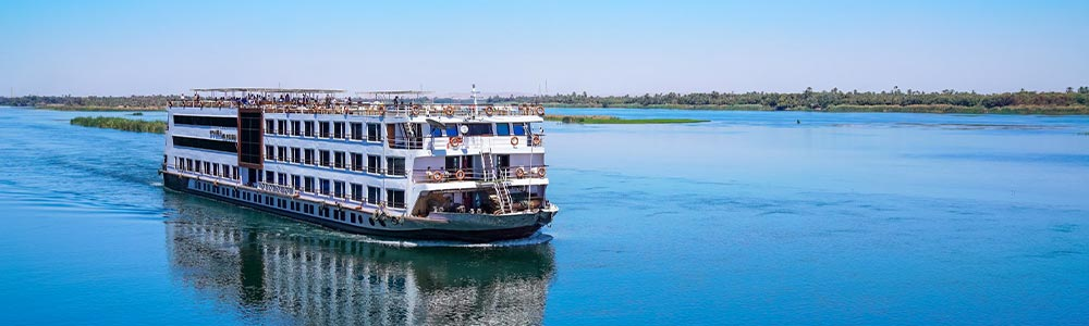 Day Eight: End Your 7 Nights Nile Cruise from Aswan
