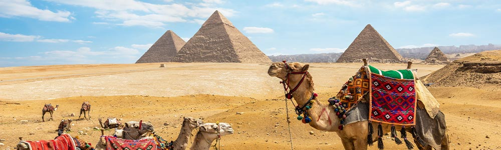 Day Two:Tour to the Ancient Egyptian Pyramids