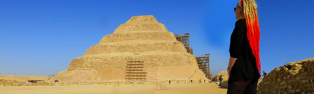 Day Two:Discover the Egyptian History in Giza