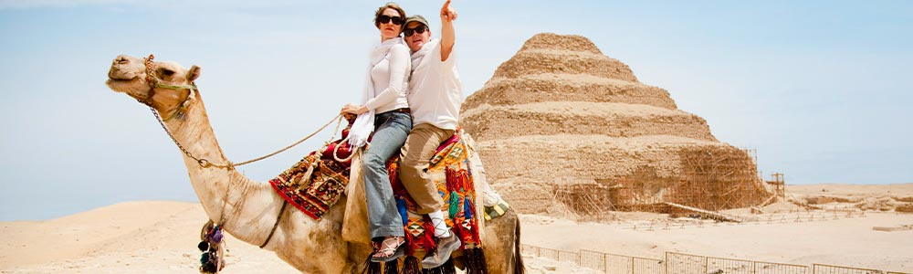 Day Two:Celebrate Your Immortal Love with the Pyramids