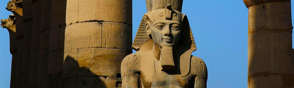 Day One:Fly from Cairo to Luxor - Visit Luxor East Bank Attractions