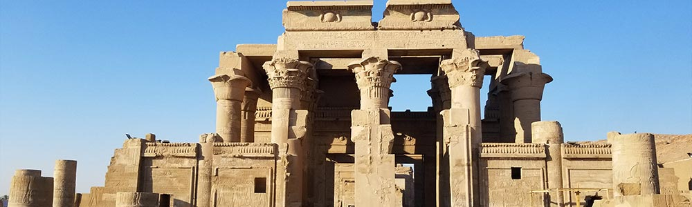 Day Two:Explore Kom Ombo Temple & Sail to Esna
