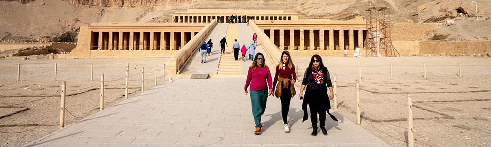 Day Seven:Continue Your Historical Journey in Luxor