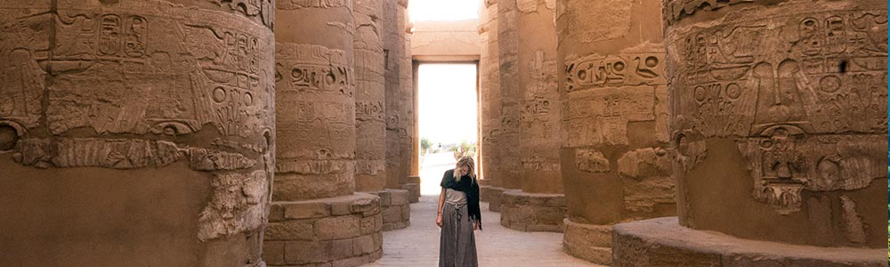 Day Four:Witness Beyond the History in Luxor City