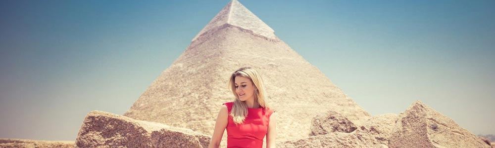 Day Two:Live a Fairytale in the Egyptian Pyramids