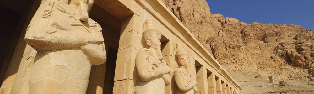 Day Six:Stroll Among a World of Beauty in Luxor West Bank