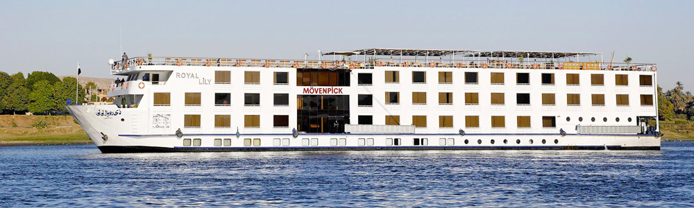 4 Days Movenpick MS Sunray Nile Cruise from Aswan