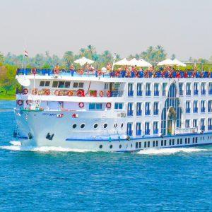 4 Nights Nile Cruise from Luxor Include Abu Simbel