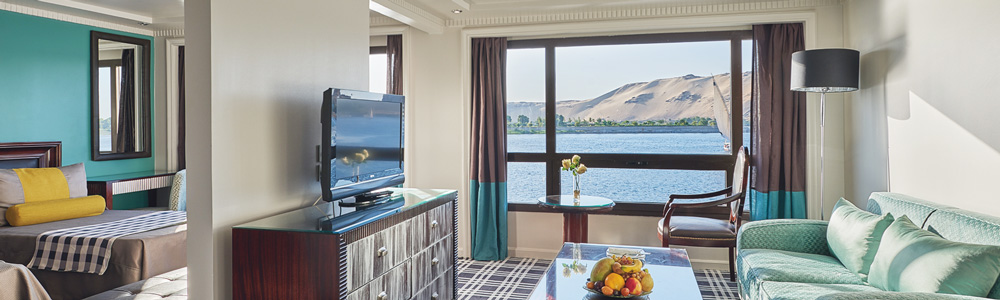 8 Days Movenpick MS Sunray Nile Cruise from Aswan